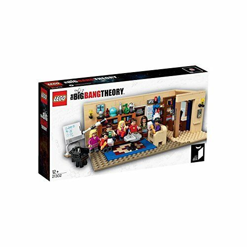 LEGO 21302 - Ideas - The Big Bang Theory