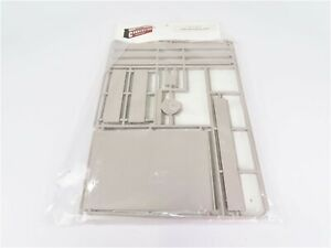 HO-1-87-Scale-Walthers-933-3137-Grade-Crossing-Model-Kit-SEALED-Street-System