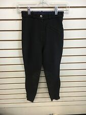 Used Georg Schumacher Knee Patch Breeches - Size 26 R- Black