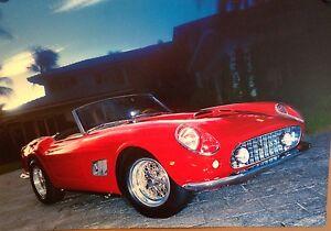 1957 Ferrari 250 GT California Spyder Extremely Rare Car ...