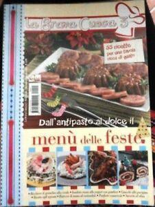 La-brava-cuoca-n-3-Dall-039-antipasto-al-dolce-il-menu-delle-feste-LIBRO-Nuovo