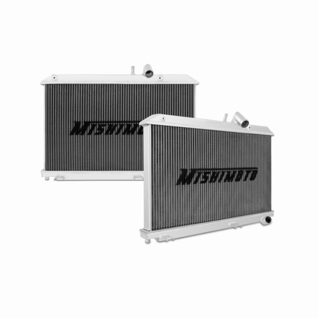 Mishimoto Performance Aluminium Radiator Manual fits Mazda RX