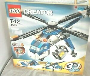 LEGO-Creator-4995-Cargo-Copter-NEW-SEALED