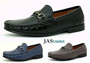 Mens-Designer-Loafers-Slip-On-Casual-Fashion-Shoes-Smart-Driving-Moccasin-JAS