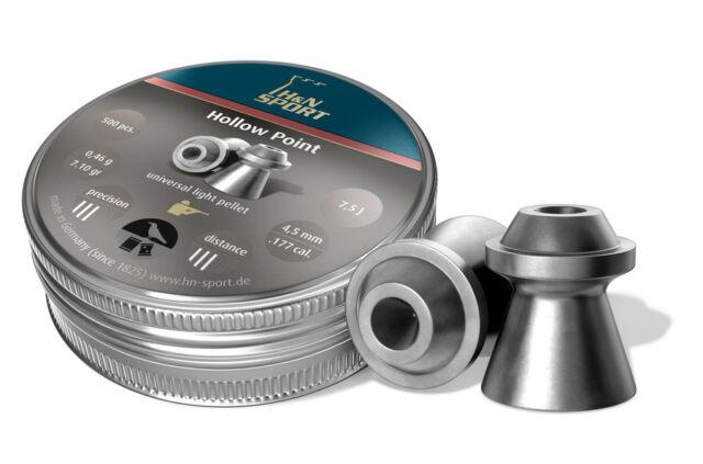 H/&N Excite Econ Hobby .177 Sample Packs /& Full Tins 4.5mm Air Rifle Pellets