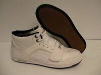 310 Motoring Casual Shoes Bray White Size 11.5 Us Men With Box