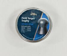 n Sport Champ Target Trophy .22 14.66 G Air Gun Pellets H