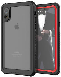 ghostek cuffie  Per Iphone Apple XR Custodia Ghostek Nautico Extreme Impermeabile ...