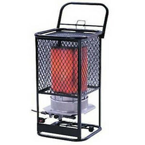 Heater propane indoor and outdoor 125 000 btu portable for Propane heating systems for homes