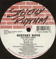ECSTASY BOYS Holy Spirit Dance David Morales Rmx strictement le rythmesr12289