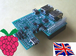 Rs-Pi-internal-USB-HUB-amp-Multi-function-I2C-RTC-Board-for-Raspberry-Pi