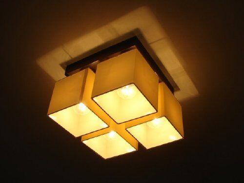 LED RGB Design Decken Lampen Wohn Zimmer Büro Leuchten Panel Raster dimmbar bunt