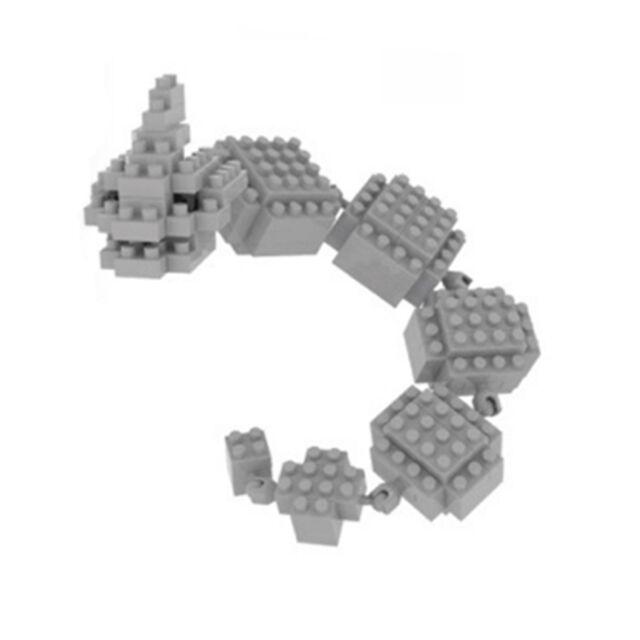 LOZ Nano Mini Diamond Building Blocks Lego Toy Pokemon Pocket Monster Onix