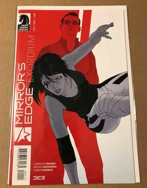 Vault 35 MIRRORS EDGE EXORDIUM #1  Dark Horse Comics NM