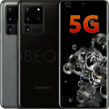 Samsung Galaxy S20 Ultra 5G SM-G988B/DS 128GB 12GB (Desbloqueado de fábrica) 108MP