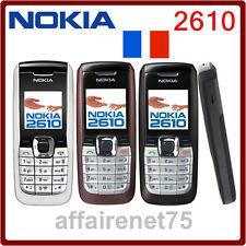Téléphone Portable Nokia 2610 Neuf Débloqué