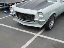 1971-1973 Chevrolet Vega/Pontiac Astre Front Spoiler Style Type 1