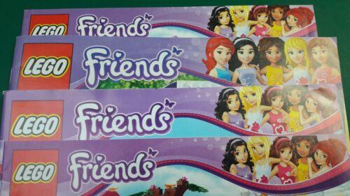 Elves instructions -NO Parts Disney Princess choose any New Lego Friends