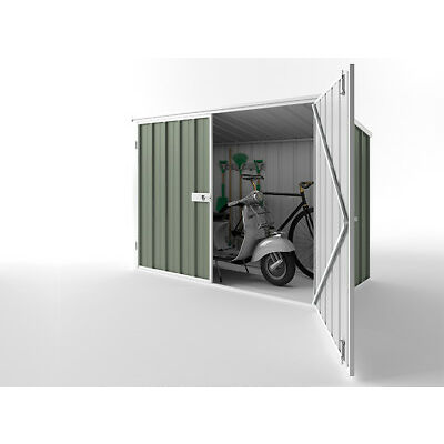 Garden Locker Shed 2.08m (w) x 0.97m (d) x 1.50m (h) in Colour
