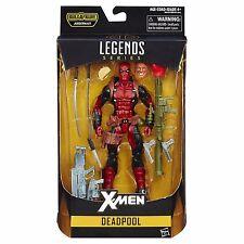 "Marvel Legends Series X-Men DeadPool JUGGERNAUT 6"" Figurine NEW"