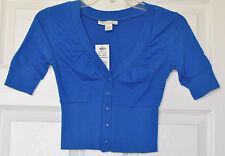Nice Cotton Spandex Jacket Cardigan Top Blouse Sweater Shrug Bolero Women Girl S