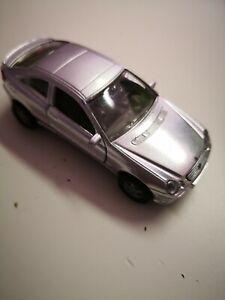 Siku-1310-MERCEDES-c230-COUPE-argento-da-collezione-modello-di-vetrina-senza-imballaggio-originale