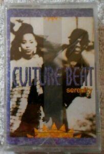 Culture-Beat-034-Serenity-034-K7-cassette-audio-neuve-sous-cellophane