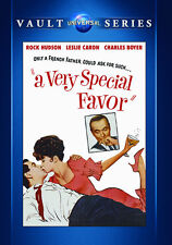 A Very Special Favor 1965 (DVD) Rock Hudson, Leslie Caron, Charles Boyer - New!