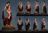 Women Of Dynamite Vampirella Statue By Brewing Factory Brand