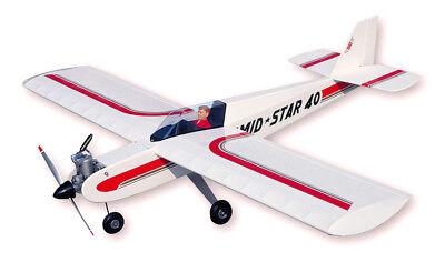 Herr 1//2A Aqua Star Seaplane Nitro Powered Balsa Wood RC Airplane Kit #502 502