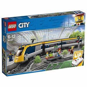 60197-LEGO-CITY-TRENO-PASSEGGERI-677-PEZZI-6-12-ANNI-SIGILLATO-ORIGINALE