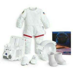 American Girl Luciana Space Suit Luciana/'s No DOLL Astronaut NEW