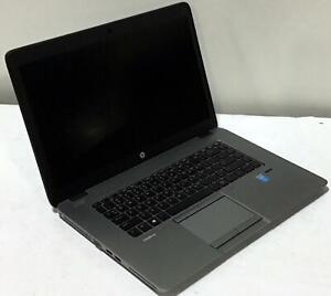 HP ELITEBOOK 850 G2 I7-5600U 2.60 GHZ  /8GB RAM /500GB HDD/  NO OS #61249#
