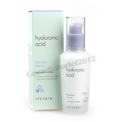 It's Skin Hyaluronic Acid Moisture Serum 40ml Free gifts