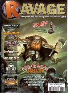 Magazine Ravage N° 68 Janvier Fevrier 2012