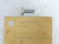 Kawasaki NOS NEW  110B0512 Hex Head Bolt 5x12 C2 G3 KSF C2SS C2TR G3SS 1967-93