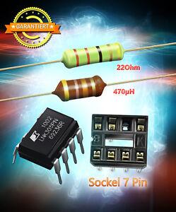 LNK305PN mit DIL Sockel