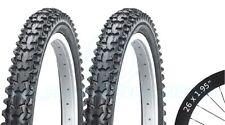 2 Bicycle Tyres Bike Tires - Mountain Bike - 26 x 1.95 VC-2004 - High Quality