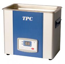 Tpc Dental Uc1000 Ultrasonic Cleaner 106 Qt With Warranty