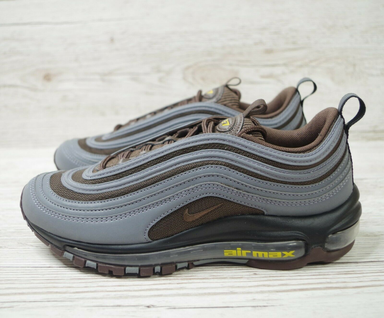 NIKE AIR MAX 97 PREMIUM TRAINERS MENS SHOES UK 13 EUR 48,5