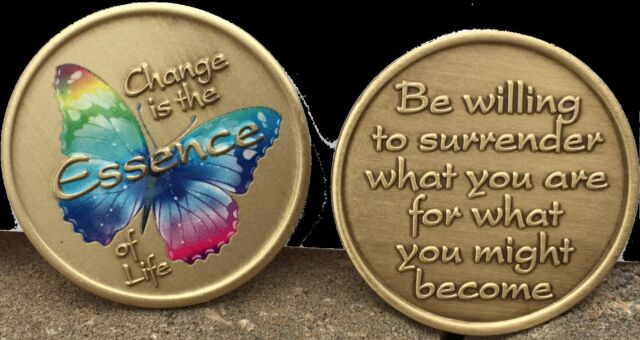 of essence coin life is Change