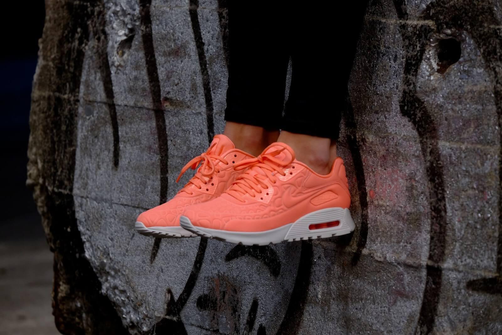 Nike air max 90 besonders bequeme bequeme bequeme atomic rosa limit ausgabe frauen schuhe 9679cf