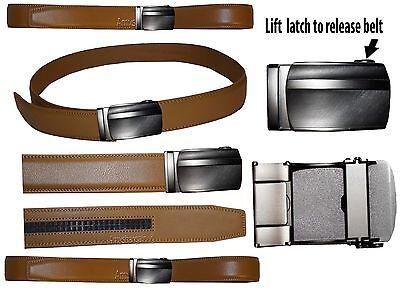 Da Uomo Cintura Pelle .automatic Serratura Vestito/cintura Casual; Cinturino