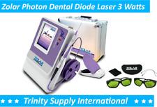 Dental Diode Laser 3 Watts Complset Affordable Diodo Laserunbeatable Warranty
