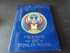 Stanley Mouse SIGNED AUTOGRAPHED Freehand The Art of Stanley Mouse VERY RARE 1st