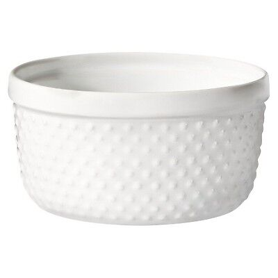 Threshold™ Textured Ramekin Set of 4 - White (Large)
