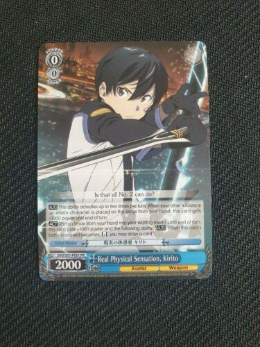 Weiss Schwarz Sword Art Online The Movie Ordinal Scale Cards SAO//S51-E001-E104