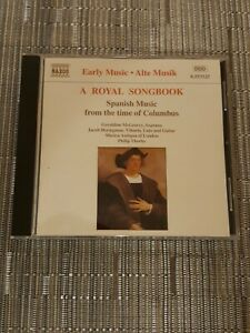 Royal Songbook: Spanish Music from the Time of Columbus (1996)
