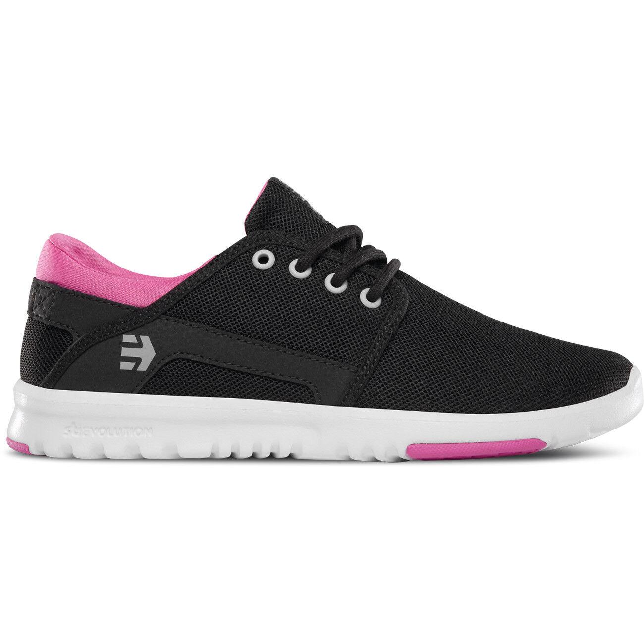 Etnies Damen Sneaker SCOUT W'S - BLACK/PINK/PINK