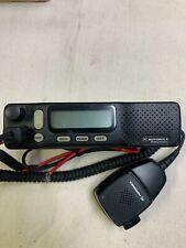 Motorola M1225 Ls Radio And Microphone